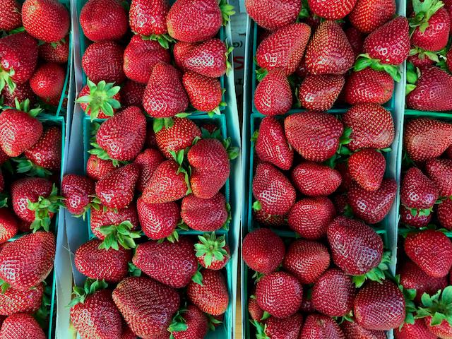 Harry's Berries Strawberries